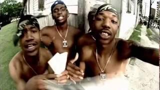 Hot Boys(Lil Wayne, B.G, Juvenile, Turk) - We On Fire (HD⁄Dirty) (Official Video)