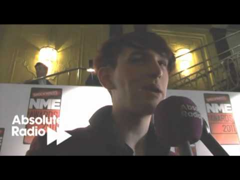 Patrick Wolf interview at NME Awards 2011