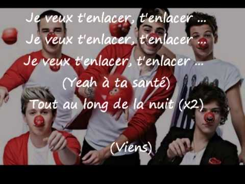 One Direction - One Way Or Another - Traduction Française video