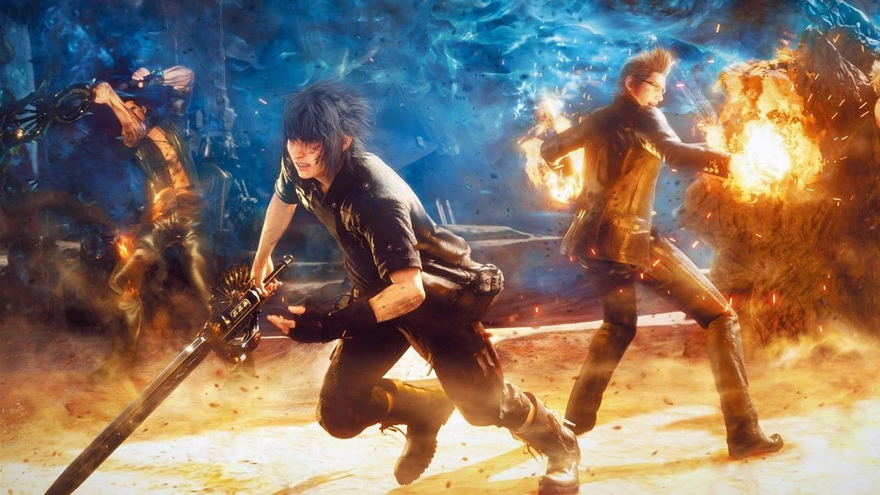 The Difference Between Final Fantasy XV & Others in the Franchise - IGN Access