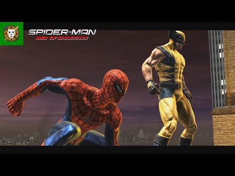 #16 スパイダーマン web of shadows 「守れ!スタークタワー」 PS3版