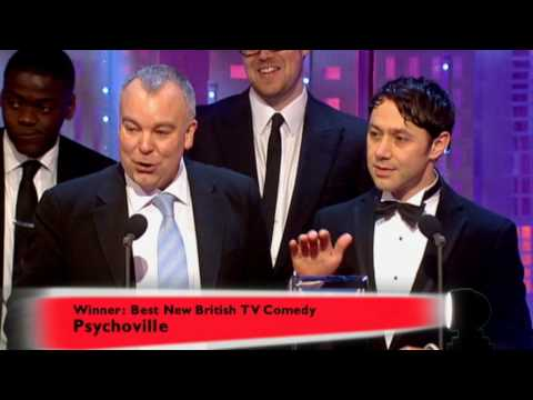 Steve Pemberton - Best New British Comedy 2009 Video