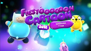 Cartoon Network LA - Promo | Fiestóooooon Cartoon 2016