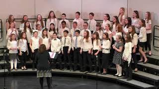 Eliot Spring Concert 2018 - Chorus