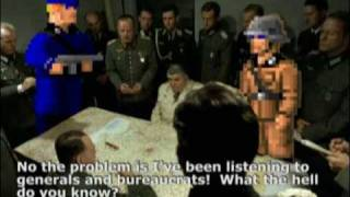 Hitler Reacts to Wolfenstein 3D