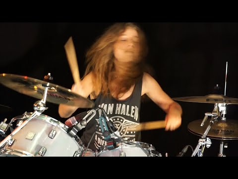 Wipe Out The Surfaris drum cover by Sina.mp3
