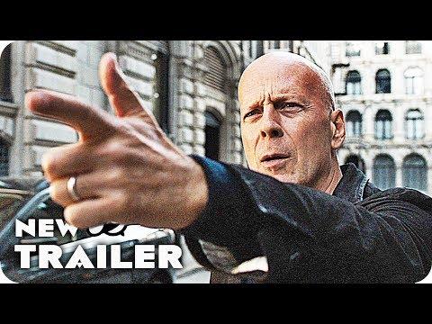 Death Wish Trailer 2 (2018) Bruce Willis Eli Roth Remake Movie