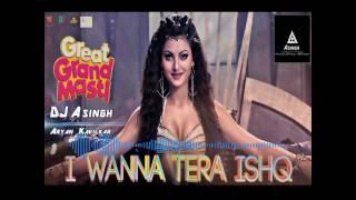 i Wanna Tera ishq   Great Grand Masti   DJ Asingh   Aryan Kavilkar   Remix