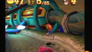Crash Bandicoot: Wrath of Cortex PS2 trailer