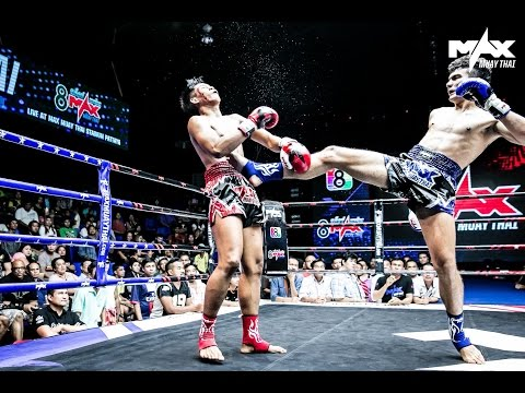 Max Muay Thai Deadliest KNOCK OUT Compilation 2015 18+