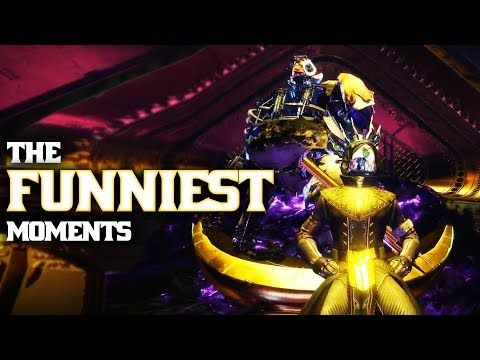 Funniest Moments From World's First Leviathan Raid Attempt (Destiny 2 Raid Race)