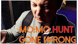 MOMO HUNT GONE WRONG - VLOG #1