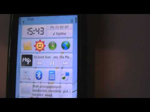 NOKIA 5800 WITH C6-00 FIRMWARE   HD 1080p