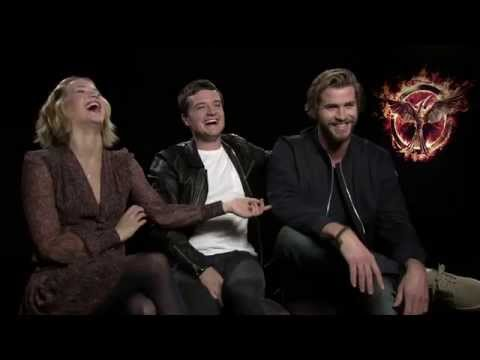 Jennifer Lawrence, Josh Hutcherson and Liam Hemsworth on big changes in new 'Hunger Games'