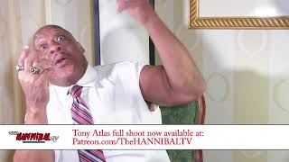 Tony Atlas on being Homeless for 1.5 Years