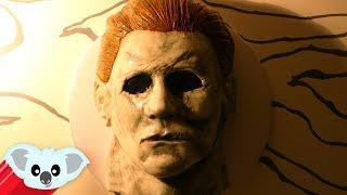 Michael Myers Cake | Amazing Spooky Halloween Horror Cake