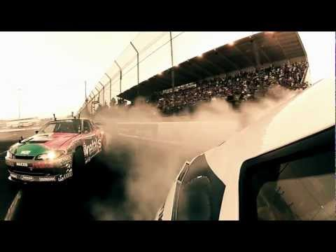Drifting FR-S Scion Racing GReddy Ken Gushi