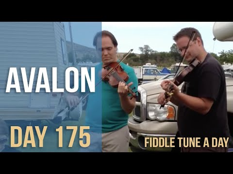 Avalon - Fiddle Tune a Day - Day 175