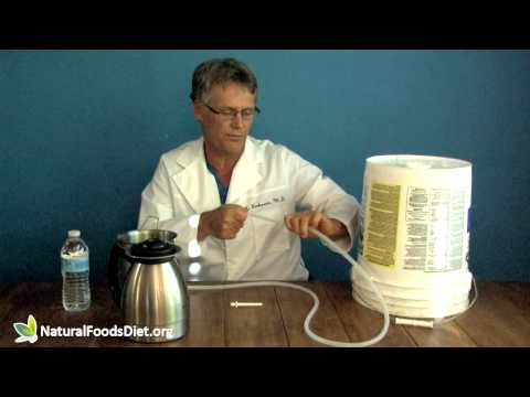 Best Way To Detox - Coffee Enema Procedure video