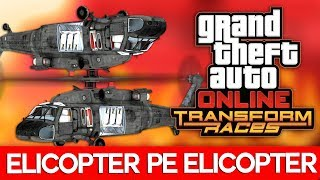ELICOPTER PE ELICOPTER IN GTA! (UPDATE NOU)