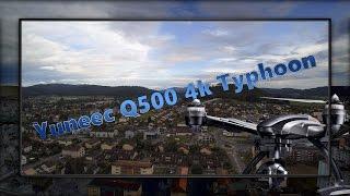 My First 4k Video | Yuneec Q500 4k Typhoon