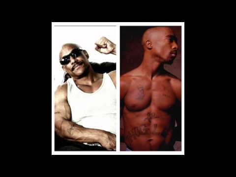 Monster Kody Sanyika Shakur & Tupac Shakur Phone Conversation 10/18/1995