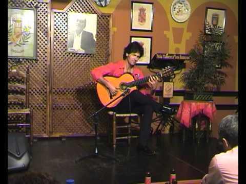 Niño de Pura Solea Peña Flamenca Los Romeros-Andujar