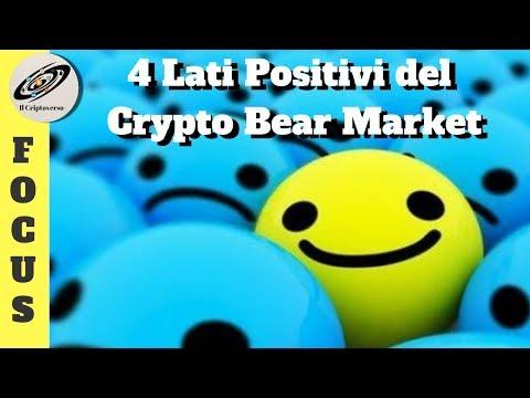 👍 4 Lati Positivi del Crypto Bear Market (Mr BrightSide) MP3