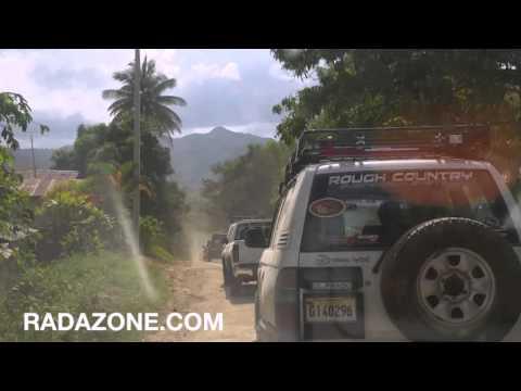 Rally Frontera Aventura 2015 Ruta 2