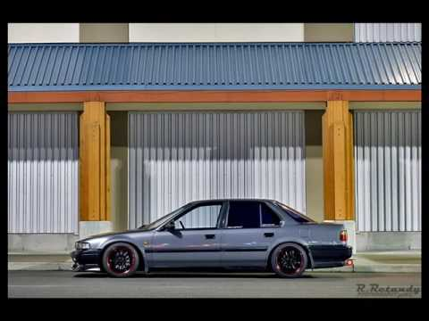 Jdm Cb7 Honda Accords 90-93