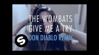 Клип The Wombats - Give Me A Try (remix)