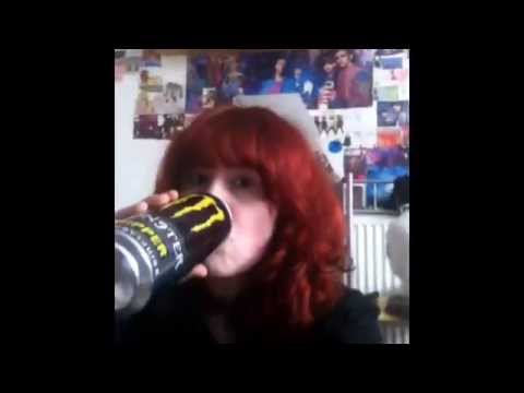 Energy Drink Addiction [Vine by AnotherPlanetWithMe]