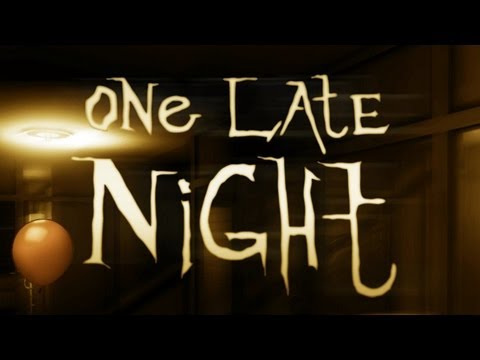 ONE LATE NIGHT [HD+] #001 - berstunden  Let's Play One Late Night  Indie Horror