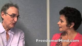 Ex-Transcendental MeditationTM (TM) Gina Catena with Steven Hassan July 6th 2013
