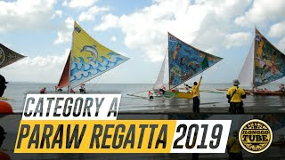 ILOILO CITY: Paraw Regatta 2019 | Main Sailing | Category A