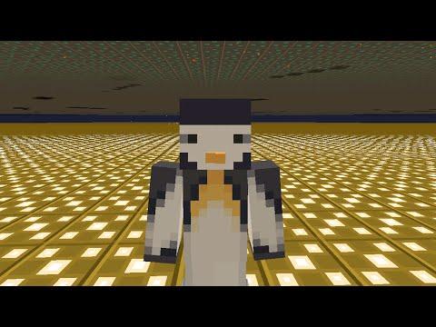 Minecraft Xbox - Stampy Flat Challenge - The Bottom of the World [Part 4]