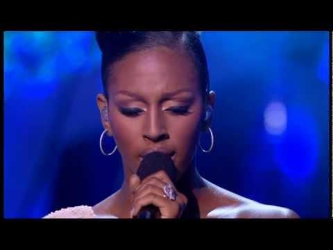 Alexandra Burke - Hallelujah Live on Songs of Praise Big Sing - 1/1/12