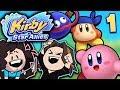 Kirby Star Allies: Makin' New Friends - PART 1 - Game Grumps thumbnail