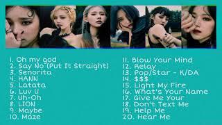Download lagu (G)I-DLE PLAYLIST 2020
