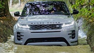 2020 RANGE ROVER EVOQUE – Features, Design, Off Road Demo