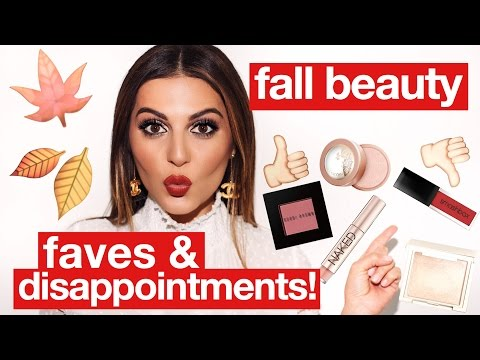 Fall Beauty Favorites + Disappointments   Sona Gasparian