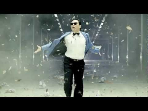 PSY - Gangnam Style - English Version With Lyrics