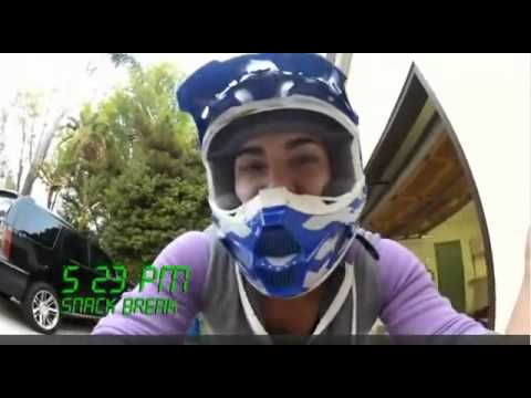Big Time Rush-Carlos Cam (A Day with Carlos Pena)