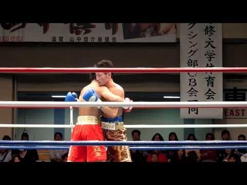 山中慎介 vs 岩佐亮佑(3)