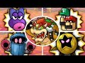 Mario Luigi Bowser S Inside Story 3DS All X Bosses The Gauntlet mp3