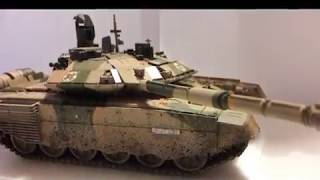 RUSSIAN T-90MS MBT TIGER MODEL 1/35
