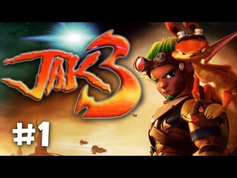 Jak 3 Playthrough w/ Ze - Episode 1: Exiled