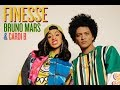 Bruno Mars Finesse (LIVE ARRANGEMENT)