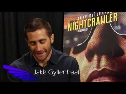 Jake Gyllenhaal - NightCrawler -Interview