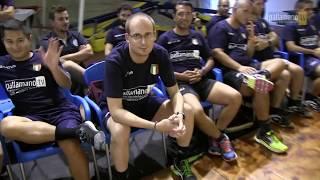 Concluso a Sportilia il Raduno Nazionale degli Arbitri